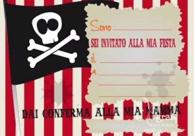 Party Kit Pirati