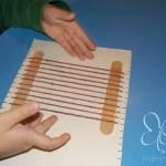 Telaio della lana per i bambini