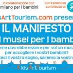 Manifesto dei musei per i bambini
