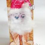Il fermaporte di Babbo Natale sul sito di UHU