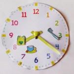 Insegnare le ore ai bambini