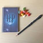 Merenda tema Harry Potter con scaricabili