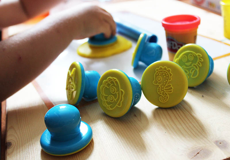 Matematica Play Doh
