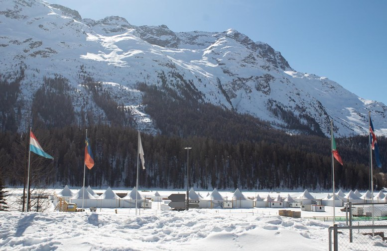 Trenino Bernina Engadina Express