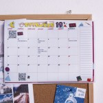 80s Back To School: Calendario scaricabile per organizzarsi.