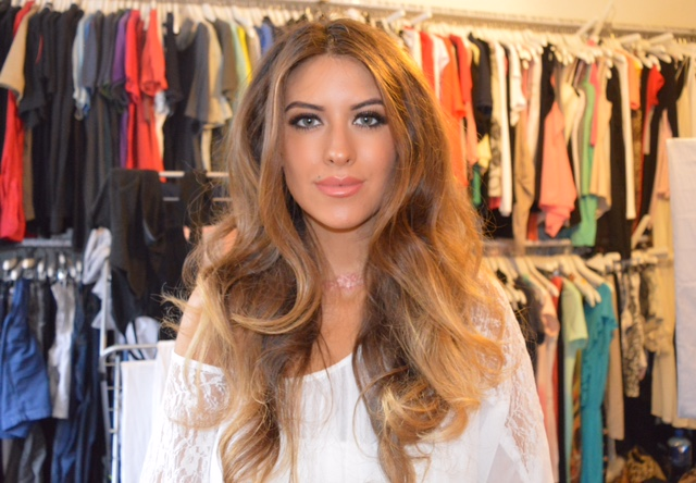 Towie chloe lewis make up and hair tutorial by eleise