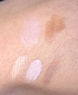 Mac face and body mehron eurasia swatch