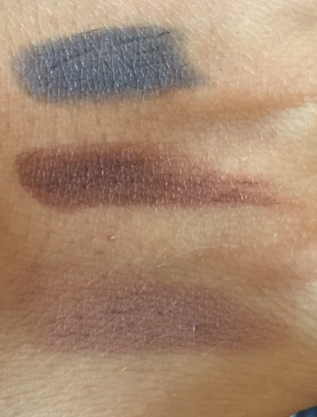 nyx butter nyx maison la girl poetic swatch