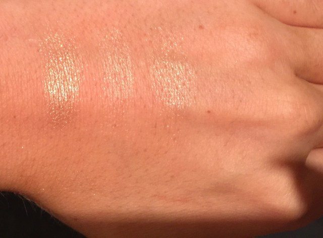 Kiko Shadow swatches watercolour 208