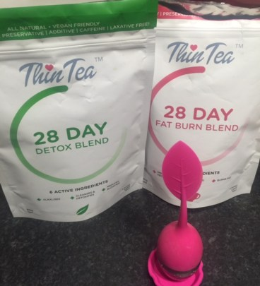 ThinTea detox tea review