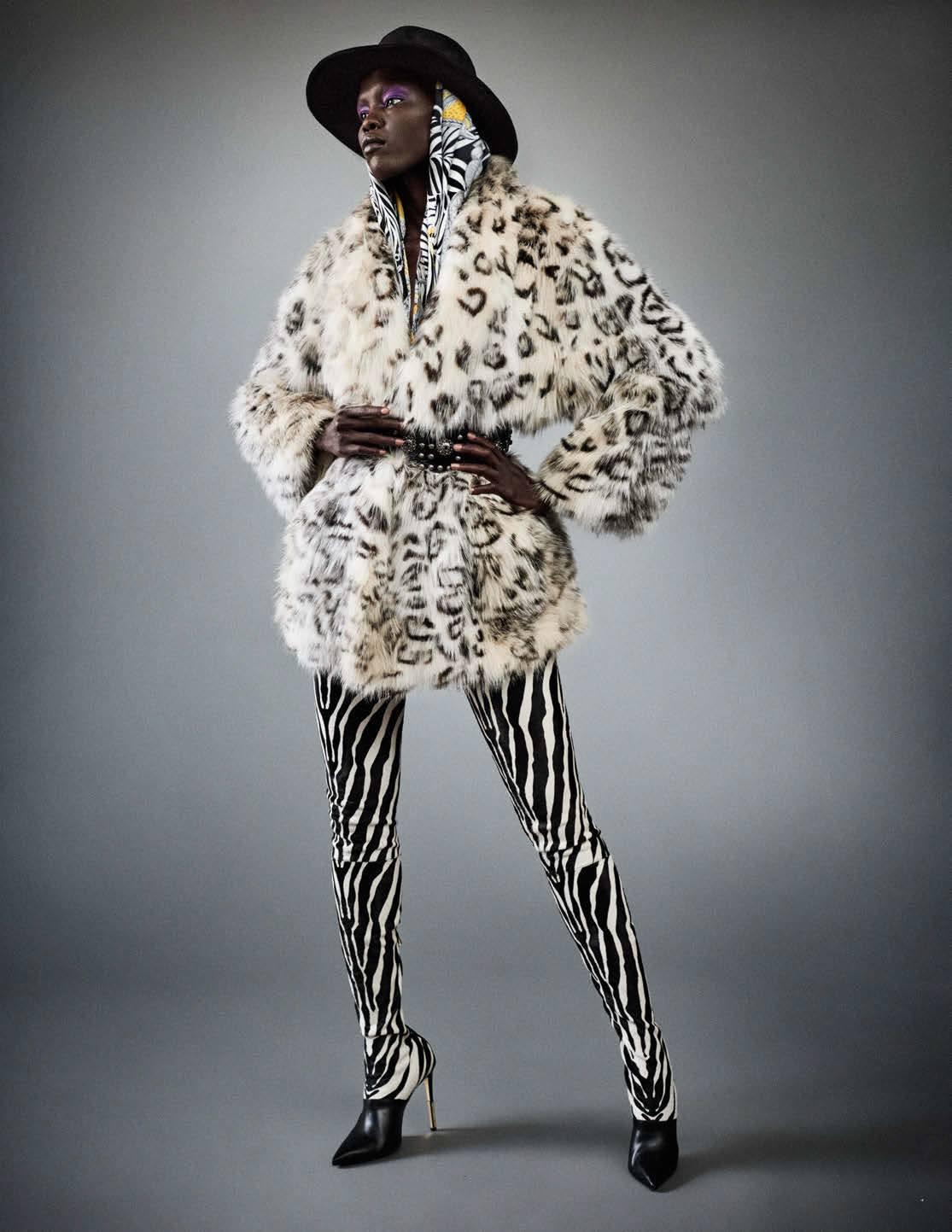 Grace Bol Vogue Germany