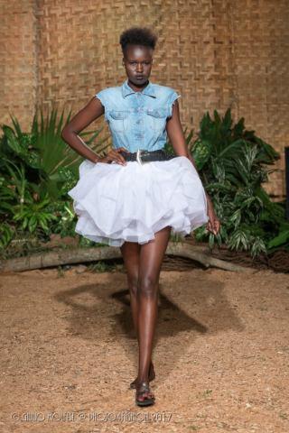 Kampala Fashion Week Cirra Sue