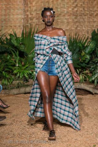 Kampala Fashion Week Kas Wear