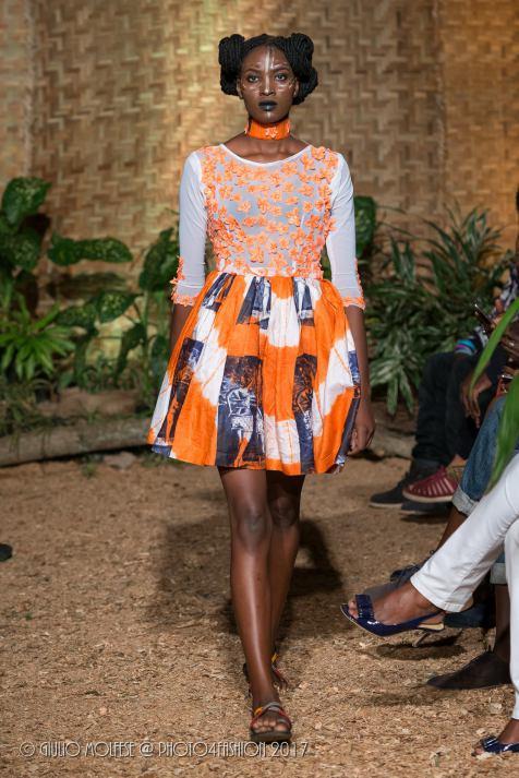 Kampala fashion Week Nsimire