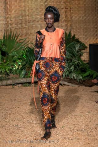 Kampala Fashion Week say Manda