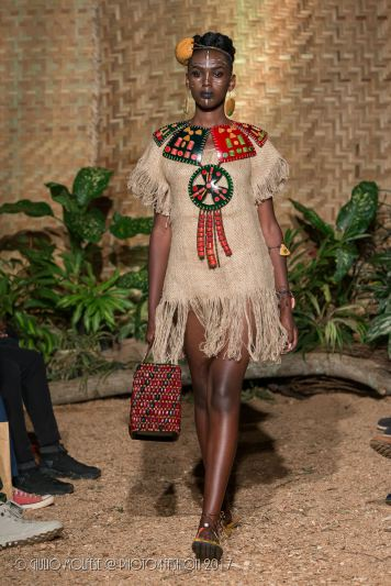 Kampala fashion Week joanita