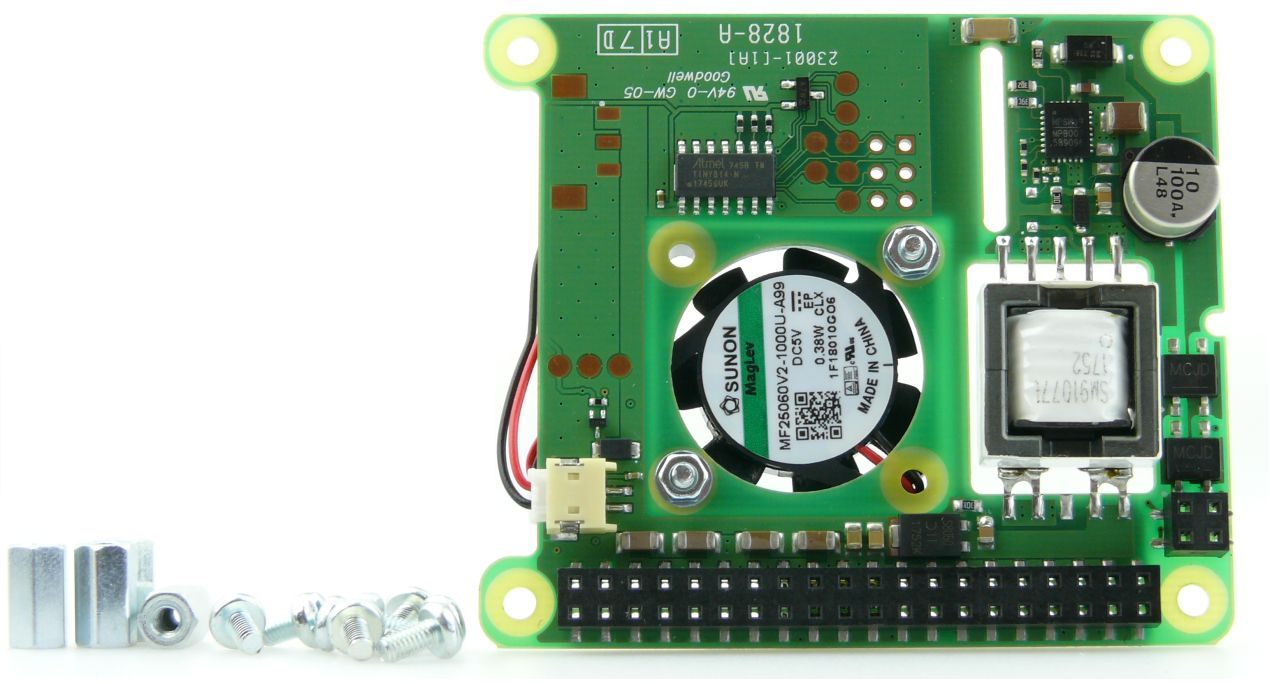 Review Raspberry Pi Power Over Ethernet Hat Page 2 P 18754 Elektor Magazine