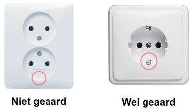 1. inbouw stopcontact