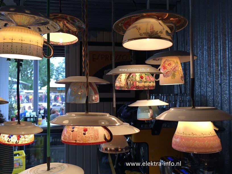 Hanglamp Hoog Plafond : Uitleg lamp aansluiten aan plafond of muur elektra info