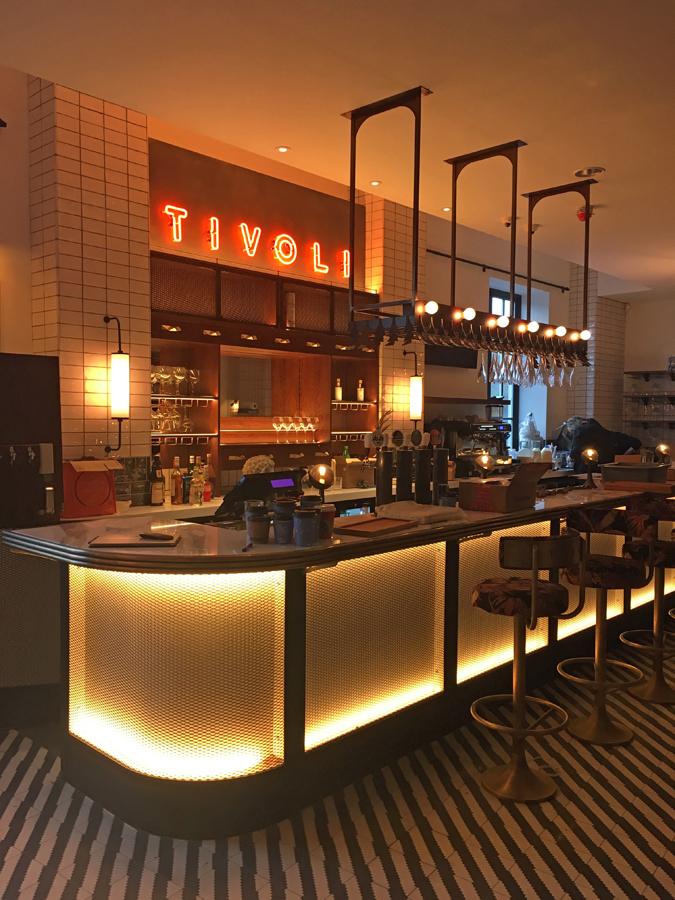 Tivoli Cinema Bath Uk Elektra Lighting