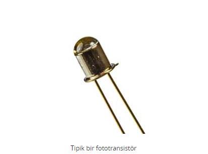 fototransistör