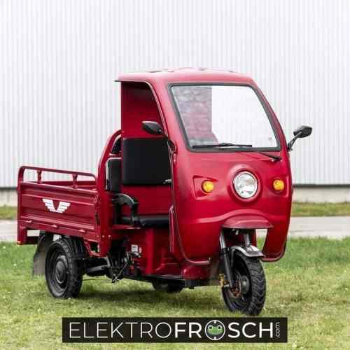Elektrofrosch BIG 1 web - Amtlicher Prüfbericht zur Leistung unserer Fahrzeuge