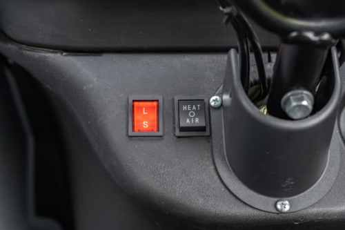 Elektrofrosch Elektro Kabinenroller Armaturen