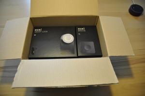 Nuki Combo elektronisches Türschloss im Test