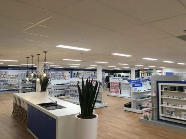 Nedis - showroom