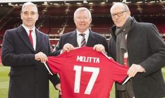 Manchester United en Melitaa