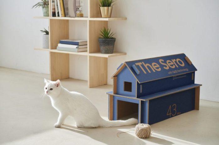 Duurzame verpakking Samsung lifestyle tv's