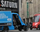 MediaMarkt en Saturn testen levering met e-cargobike