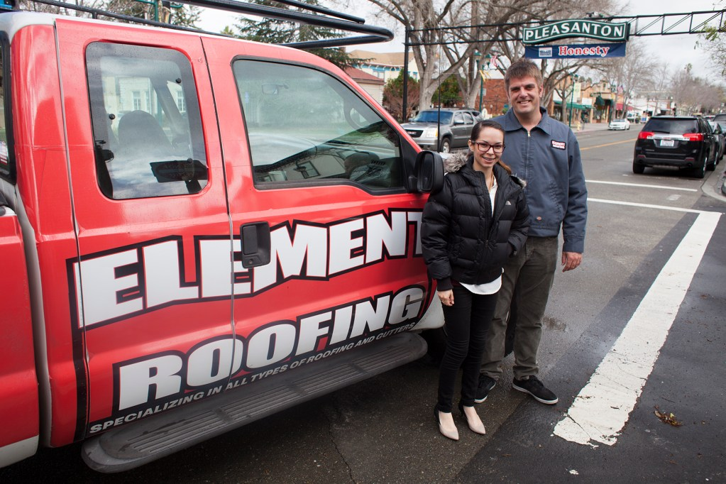 Chad Maimone is Owner Operator of Element Roofing located in Pleasanton CA