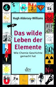 Cover Aldersey-Williams Elemente