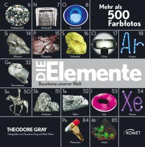 Cover Gray Elemente