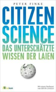 Cover Finke Citizen Science