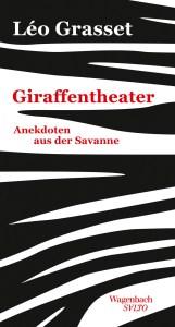 Cover Grasset Giraffentheater