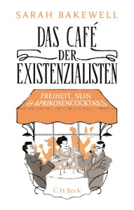 Cover Bakewell Existenzialisten