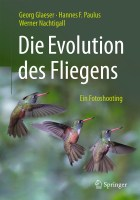 Cover Glaeser Evolution des Fliegens