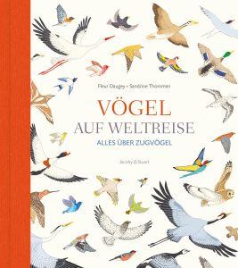 Cover Daugey Voegel auf Weltreise