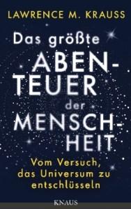 Cover Krauss Abenteuer Menschheit