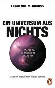 Cover Krauss Universum aus Nichts