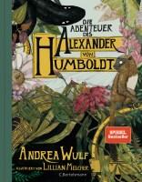 Cover Wulf Abenteuer Alexander von Humboldt