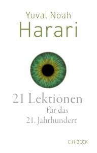 Cover Harari 21 Lektionen