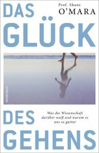 Cover O`Mara Glück des Gehens