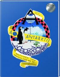 Cover Böhm A wie Antarktis