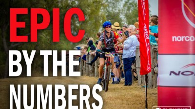 The Element team crunches the numbers from the Flight Centre Cycle and Trail Run Epic 2018.