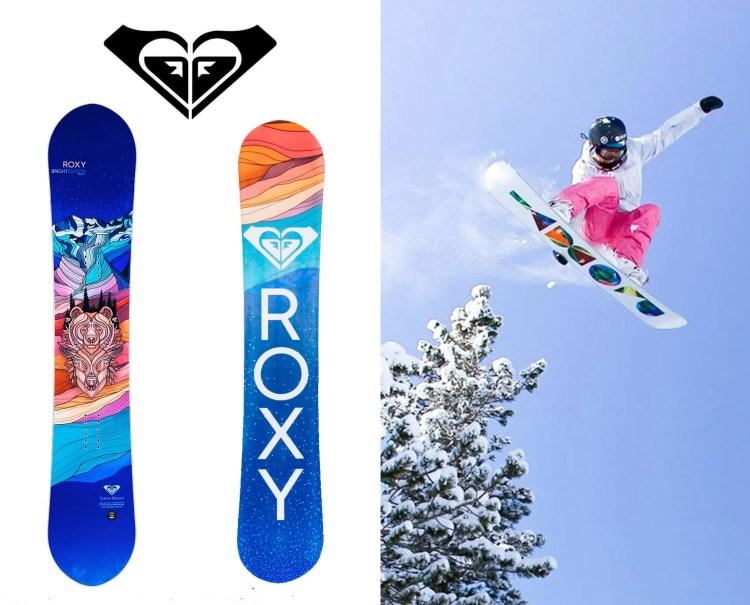 Roxy Snowboard Brand