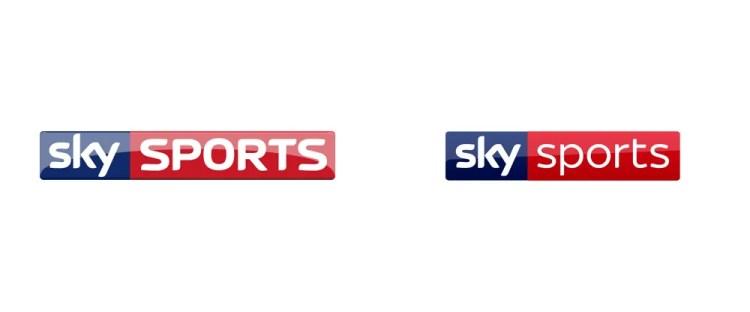 Sky Sports Rebrand 2018