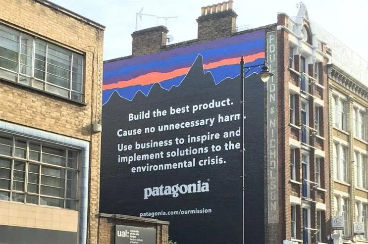 Patagonia Mission Ad